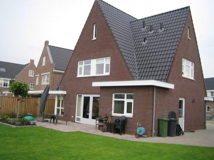 Eigen ontwerp kalco bouw for Ontwerp eigen huis